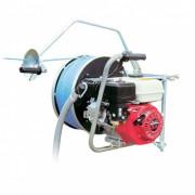 Моторизированная лебедка для раскатки СИП
