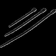 Стяжные ремешки (E 260), упак. 100 шт.