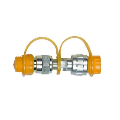 """Комплектующее к гидравлическим приводам БРС (К3/8"""") быстроразъёмное соединение"""