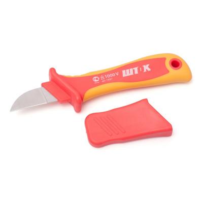 Нож для снятия изоляции 1000В от компании «ШТОК»