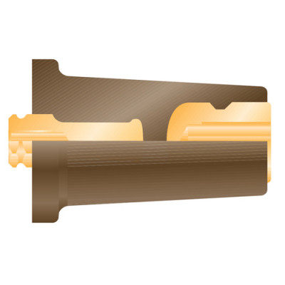 COOP-DPD250 Концевая заглушка